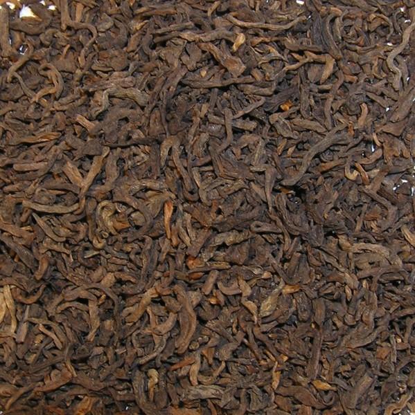 China Pu Erh Tea